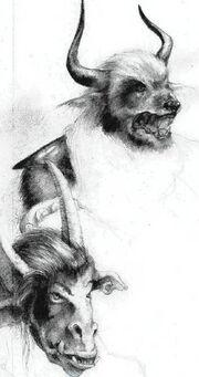 Trollocs by Jealm