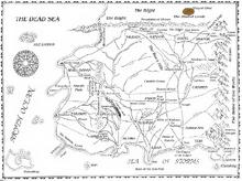 Shayol Ghul map