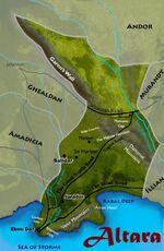 Altara Map