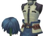 Fayt Armor