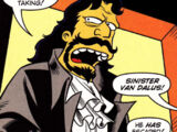 Sinister Van Dalus