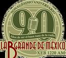 La B Grande de México