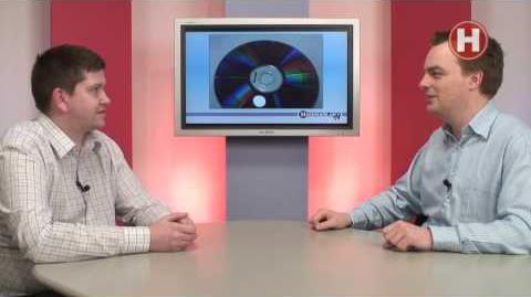 Hardware.Info TV ep115 3 4 - Cebit 2009 Harddisks, SSD's en optische media