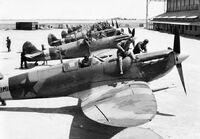 Supermarine Spitfire Soviet