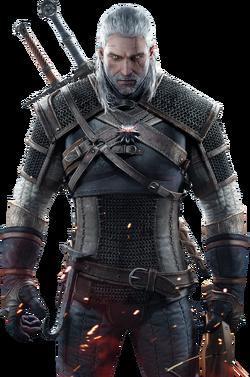Tw3 Geralt of Rivia newest render