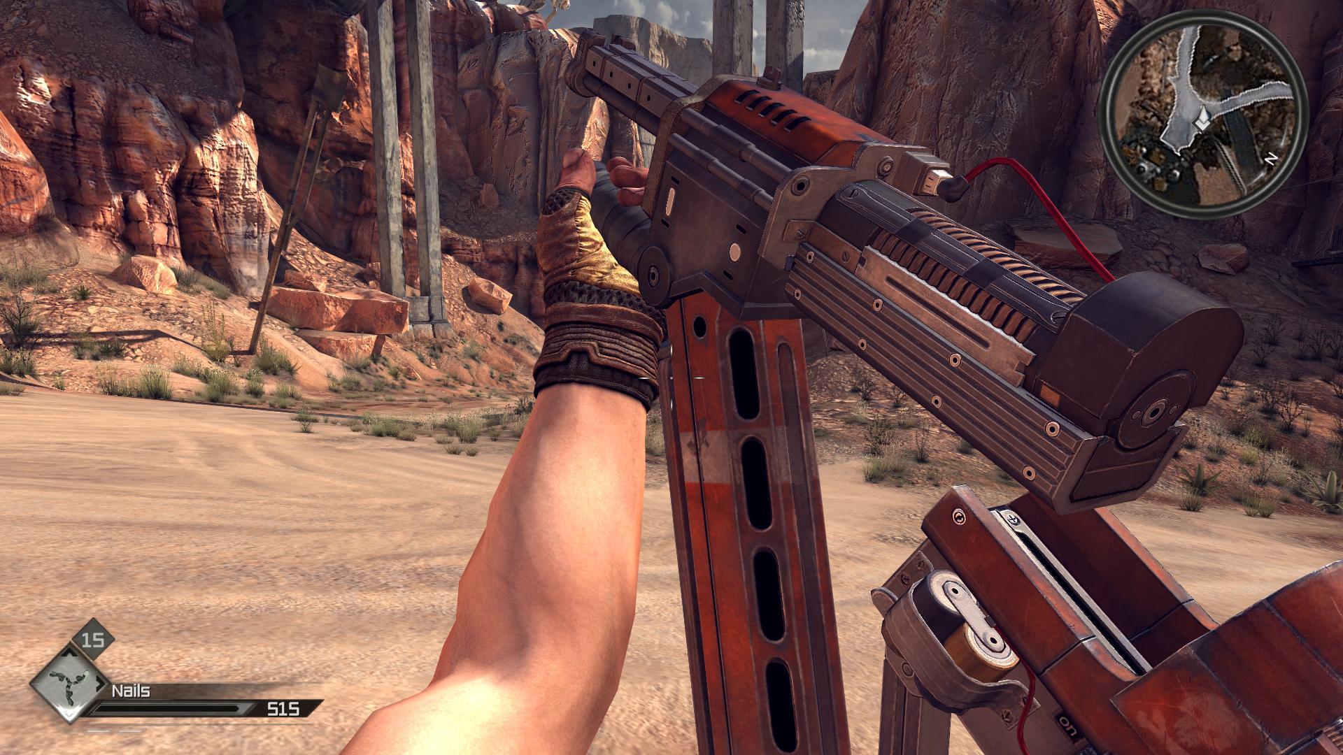 Nail Gun | RAGE Wiki | FANDOM powered by Wikia
