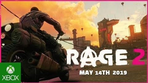 Rage 2 Open World Trailer