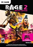 RAGE 2 Deluxe Edition Amazon exclusive