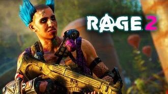 RAGE 2 - Official Trailer E3 2019