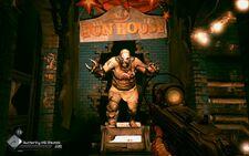 Rage Mutant Bash TV Fun House 2