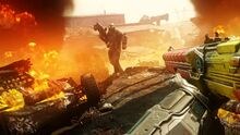 RAGE2 Burning Shrouded