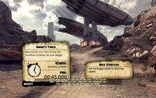 Rage Durar Track task