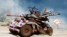 RAGE2 Goon Tank