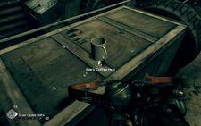 Rage Shrouded Bunker 2nd visit new loot