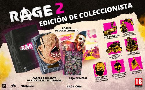 Rage 2-Edición coleccionista