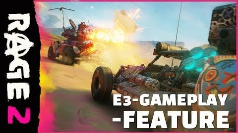 RAGE 2 – Offizielles E3-Gameplay-Feature