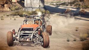 Rage vehicule 00