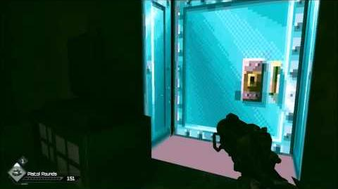 Rage - Easter Egg Wolfenstein 3D