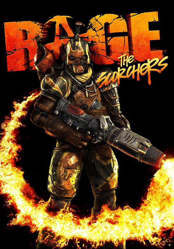 rage the scorchers