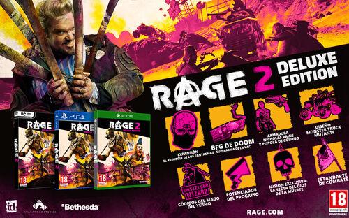 Rage 2-Edición Deluxe