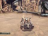 Vehicle Combat