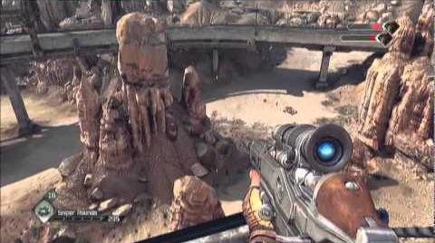 "Rage ""Job Board Wellspring-Caravan Cover"" (Nightmare Difficulty) Xbox 360"