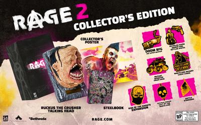 Collectors Edition - RAGE 2
