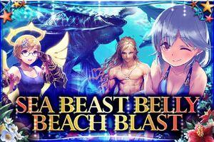 Sea Beast Belly Beach Blast
