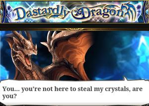 Dastardly Dragon