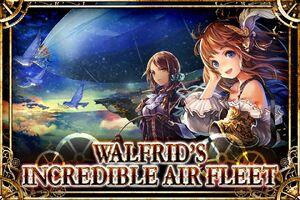Walfrid's Incredible Air Fleet