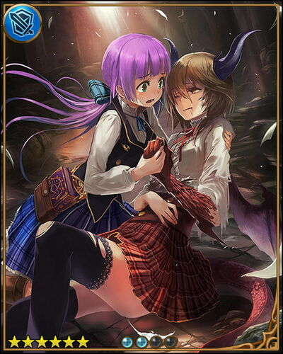 Anne and Grea+