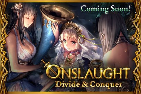 Onslaught2 Divide and Conquer