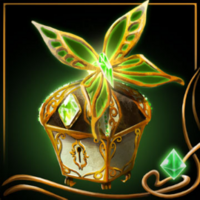 Green Jewelry Box+
