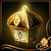 Yellow Jewelry Box