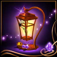 Purple Lantern