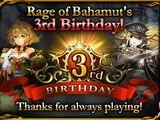 Rage of Bahamut's 3rd Birthday