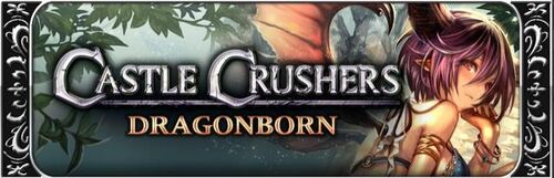 CastleCrushersDragonborn
