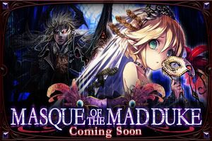 Masque of the Mad Duke