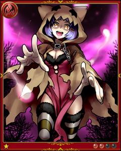 Halloween Girl+