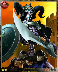 Skeleton Fighter+