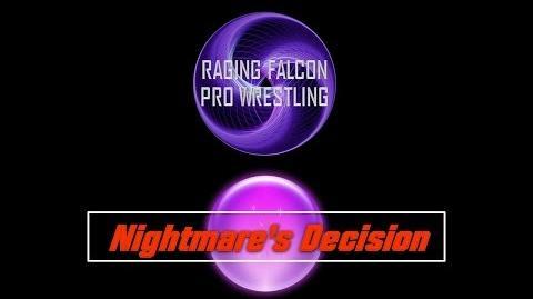 RFPW - Nightmare's Decision iPPV