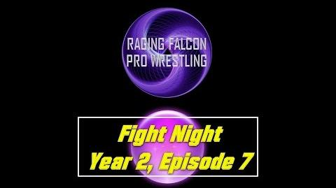 RFPW Fight Night Year 2, Episode 7