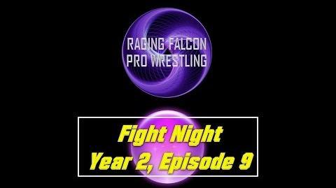 RFPW Fight Night Year 2, Episode 9