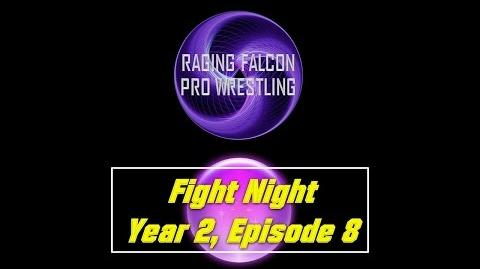 RFPW Fight Night Year 2, Episode 8