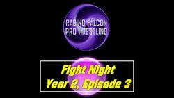 Fight Night Y2 E3