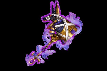 Beast Hammer Nebthet