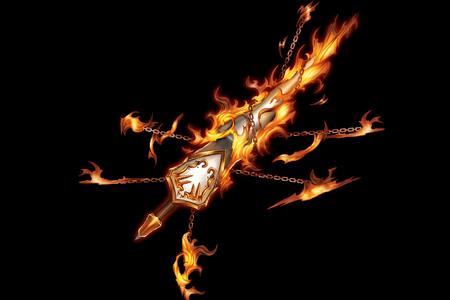Fire Javelin Brionac