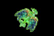 Hachiman Twin Wings