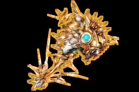 Thundrous Warhammer