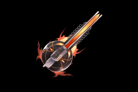 Nuclear Gun Vesta